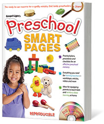 Preschool Smart Pages
