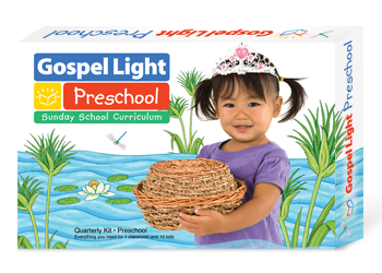 Preschool Kit Ages 2 And 3