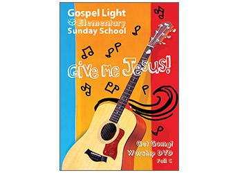Elementary Grades 3-4 Sunday School - Gospel Light