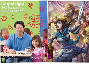 Elementary Grades 1-2 Sunday School - Gospel Light