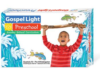 Gospel Light Pre-K / Kindergarten Classroom Kit