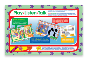Talktime Activity pages